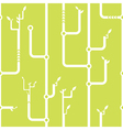 thickets wires seamless pattern vector image