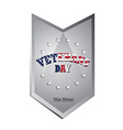 Veterans day vector image