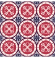 Moroccan tiles Pattern vector image vector image