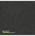 Abstract Black Seamless Texture Background vector image vector image