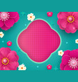 happy chinese new year greeting card poster vector image vector image