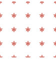 explosion icon pattern seamless white background vector image vector image