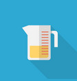 measuring cup icon set of great flat icons with vector image