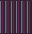 dark purple stripes seamless background vector image vector image