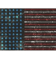 Happy 4th of July Independence Day Creative vector image