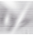 Brushed metal template background EPS 10 vector image vector image