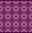ethnic seamless geometric pattern design surface vector image vector image