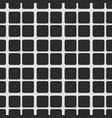 dark grey patch board repeatable pattern vector image vector image
