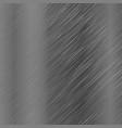 metal scratched texture vector image
