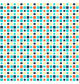 Seamless bright mosaic abstract pattern vector image vector image