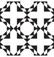 abstract minimalistic geometric seamless pattern vector image