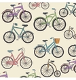 Bicycle pattern isolated icon design vector image