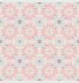 cute abstract ethnic vintage seamless pattern vector image vector image