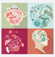 Time for ideas vector image