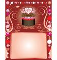 birthday invite vector image vector image