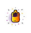 water cooler bottle icon still aqua sign vector image vector image