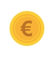 Coin icon Money and financial item design