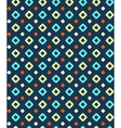 Seamless geometric bright abstract pattern vector image vector image