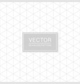 simple seamless geometric triangle pattern vector image vector image