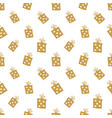 Gift seamless pattern hand drawn gift boxes