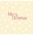 merry christmas seamless christmas pattern vector image