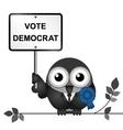 Democrat Politician vector image vector image