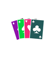 Poker Icon vector image vector image