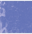 Blue Scratchy Overlay Texture vector image vector image