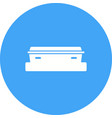 coffin i vector image vector image