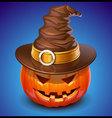 pumpkin Jack vector image