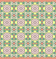 abstract seamless color pattern for vector image vector image