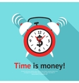 Alarm Clock Poster vector image vector image