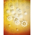Abstract Christmas background plus EPS10 vector image vector image