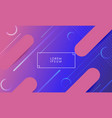 colorful background with pink lines vector image vector image