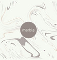 decorative pattern with imitation of marble vector image vector image