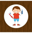 Dental Health design vector image