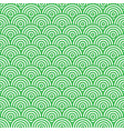 green and white abstract seamless pattern vector image vector image