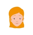 Woman female avatar person people icon vector image vector image