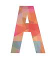 A alphabet2 vector image
