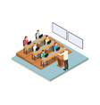 college education back to school students vector image