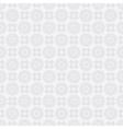 light gray seamless pattern vector image vector image
