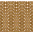 seamless traditional japanese ornamentgolden vector image vector image