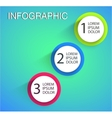 Next Step Circles EPS10 Design Infographic vector image
