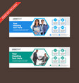 Corporate business web banners
