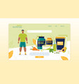 sports food for active man delivery landing page