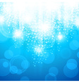 holiday bright background vector image