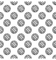 seamless white waterpolo background vector image vector image