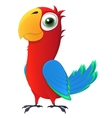 parrot Cute chick with big and kind eyes Cartoon vector image vector image