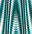 seamless tiled waves vector image vector image
