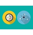 science related icons image vector image vector image